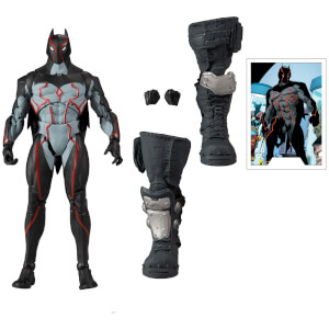 """McFarlane Toys DC Build-A 7"""" Figures Wv3 - Last Knight On Earth - Omega Action Figure"""