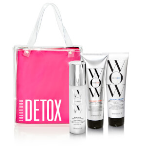 Color WOW Detox Bundle and Free Detox Bag (Worth £64.00)