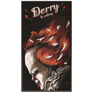 Zavvi Gallery Warner Bros IT Chapter 2 Giclee Print By Jaren Hemphill