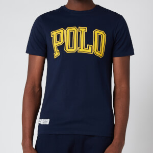 Polo Ralph Lauren Men's Polo Crewneck T-Shirt - Cruise Navy