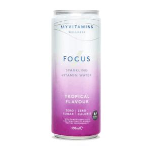 Focus Sparkling Vitamin Water (Sample)