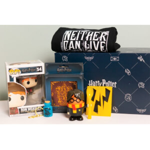 Mystery Box - Harry Potter June 2019