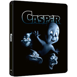 Casper - Steelbook Blu-Ray Esclusiva Zavvi