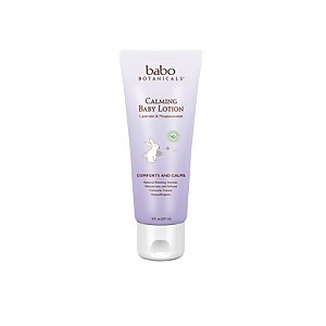 Babo Botanicals Calming Baby Lotion