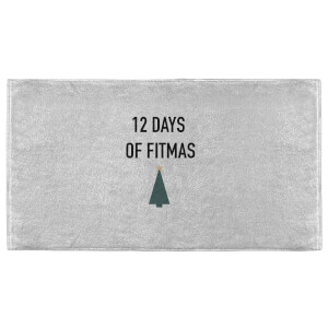 12 Days Of Fitmas Fitness Towel