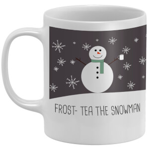 Frost Tea The Snowman Mug