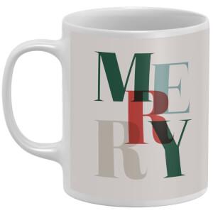 Merry Colour Mug