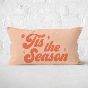 Tis The Season Rectangular Cushion