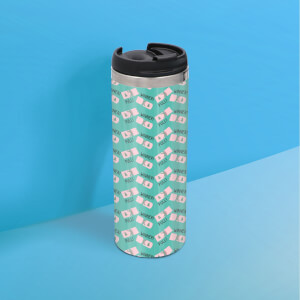 Cracker Stainless Steel Thermo Travel Mug