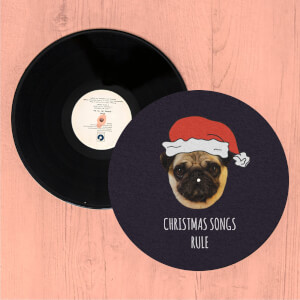 Christmas Songs Rule Slip Mat