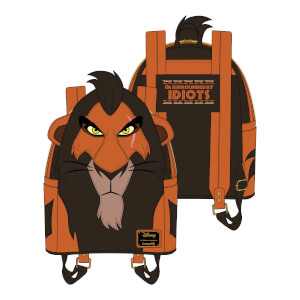 Loungefly Disney The Lion King Scar Cosplay Mini Backpack