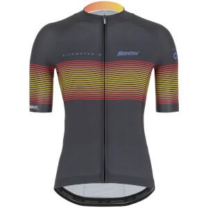 Santini La Vuelta 2020 Kilometre Cero Jersey