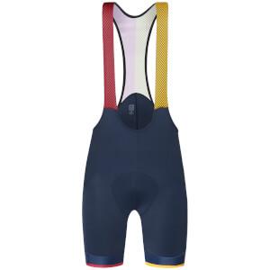 Santini La Vuelta 2020 Kilometre Cero Bib Shorts