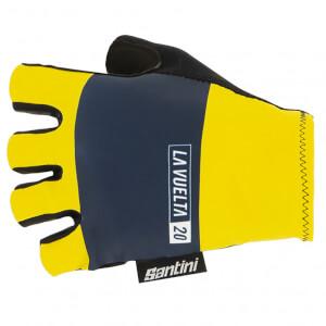 Santini La Vuelta 2020 Col Du Tourmalet Gloves