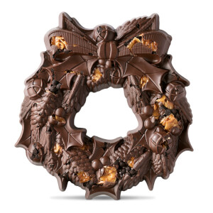 The Large Festive Wreath- Cookie
