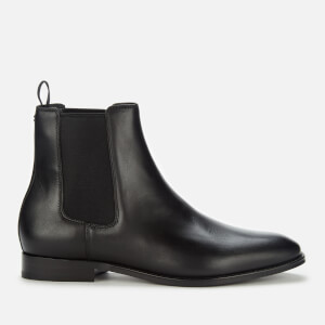 Coach Men's Metropolitan Leather Chelsea Boots - Black