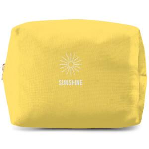 Sunshine Make Up Bag