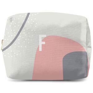 F Make Up Bag
