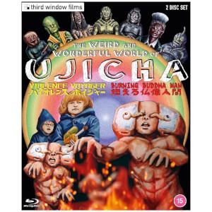 Ujicha: Violence Voyager / Burning Buddha Man