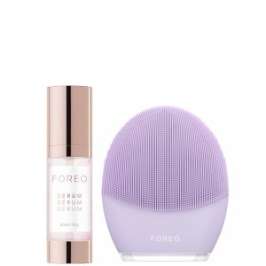 FOREO Luna 3 + Serum Bundle