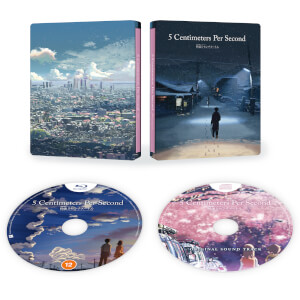 5 Centimeters Per Second - Steelbook Edition Collector