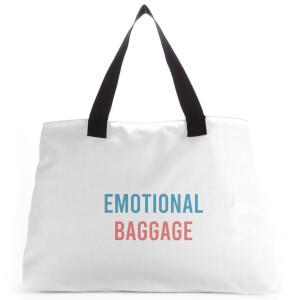 Emotional Baggage Colour Large Tote Bag