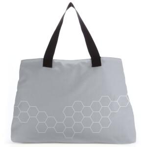Beehive Grey Large Tote Bag