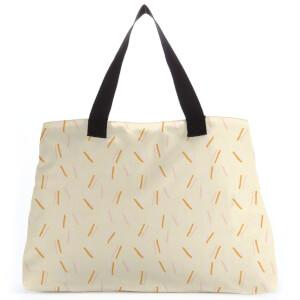 Summer Pattern Large Tote Bag