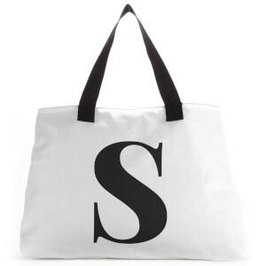 S Large Tote Bag