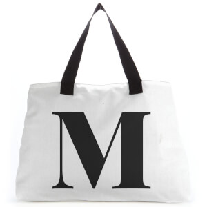 M Large Tote Bag
