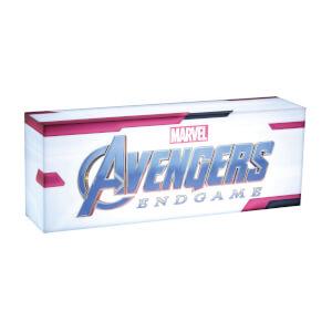 Lampe Logo Avengers: Endgame - Hot Toys Marvel