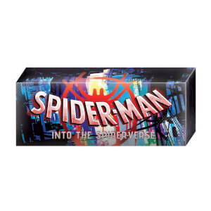 Lampe Logo Marvel Spider-Man : New Generation - Hot Toys