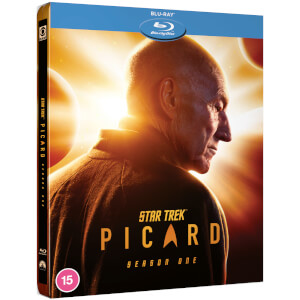 Star Trek Picard Season 1 - Limited Edition Blu-ray Steelbook
