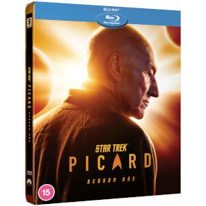 Star Trek Picard Saison 1 - Steelbook Blu-ray Edition Limitée