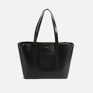Ted Baker Women's Kimiaa Saffiano Bar Detail E/W Tote Bag - Black