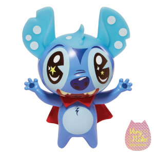 Miss Mindy Presents Disney Super Hero Stitch Vinyl Figurine - VeryNeko Exclusive