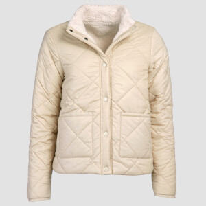 Barbour Women's Whelk Quilt Coat - Mist