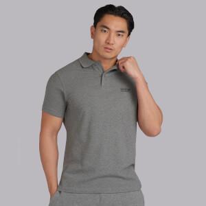 Barbour International Men's Essential Polo Shirt - Anthracite