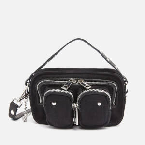 Núnoo Women's Helena Canvas Cross Body Bag - Black