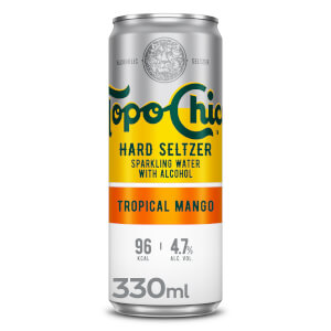Topo Chico Tropical Mango 330ml
