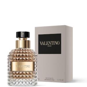 Valentino Uomo Eau de Toilette (Various Sizes)