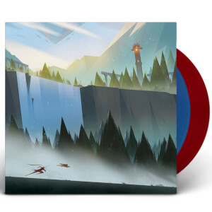 iam8bit The Pathless Video Game Soundtrack 2x Colour LP