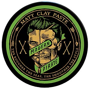 Modern Pirate Matte Clay Paste 95ml