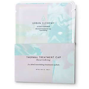 Urban Alchemy Ludus Tenoris Nourishing Thermal Treatment Cap (3 Pack)