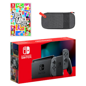 Nintendo Switch (Grey) Just Dance 2021 Pack