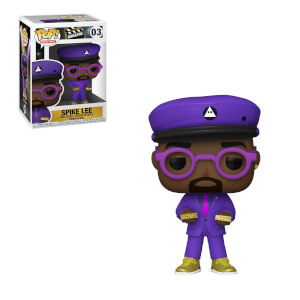 POP Directors: Spike Lee (Purple Suit)