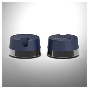 Gillette Mach3 Razor Stand - Blue