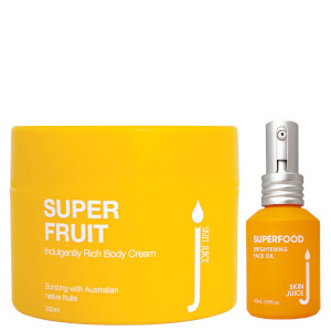 Skin Juice Superfood Face & Body Set