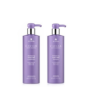 Alterna Caviar Multiplying Volume Supersize Shampoo and Conditioner