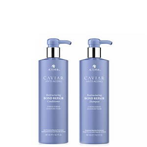 Alterna Caviar Restructuring Bond Repair Supersize Shampoo and Conditioner